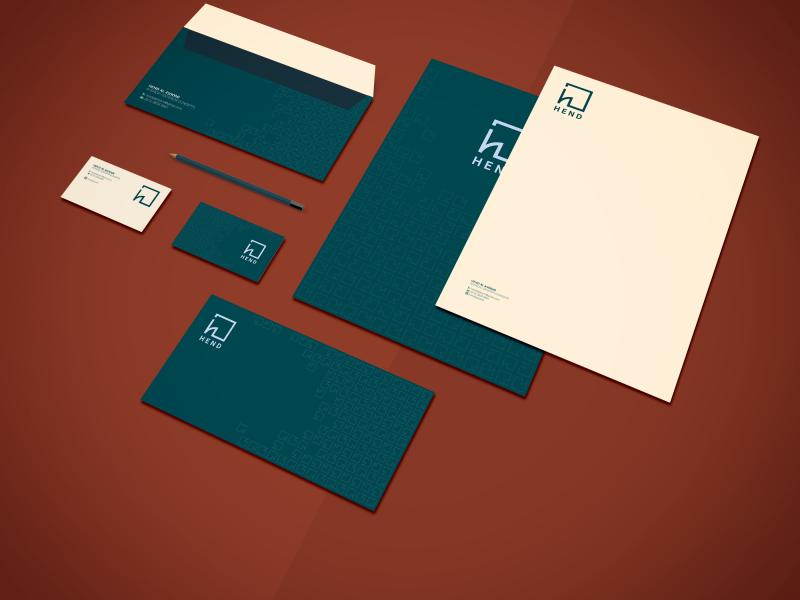 Stationery-Mockup