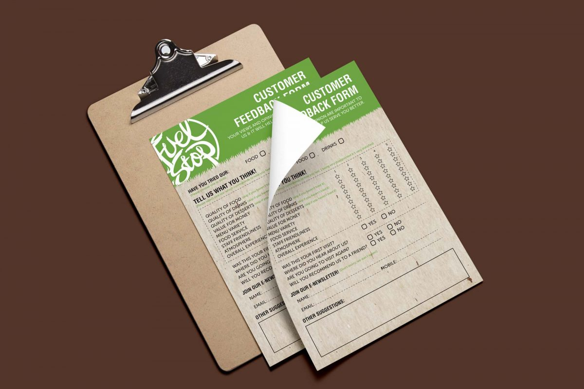 Fuelstop | Bahrain | WCM Agency | Branding Design