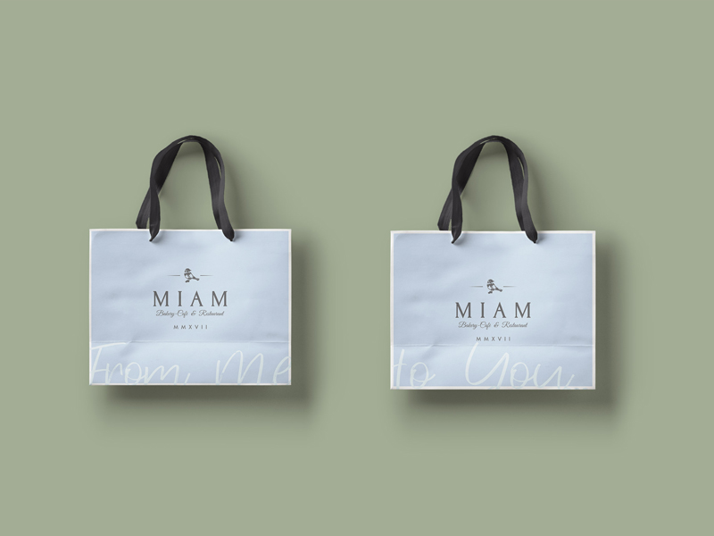 MIAM Branding