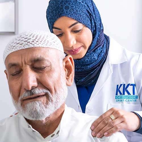 KKT Orthopedic Spine Center – Oman